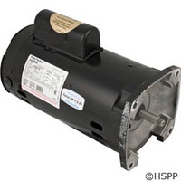 A.O. Smith Electrical Products Mag Motor Sqfl 1.5Hp 2-Spd 230V, E-Plus High Efficiency - B983