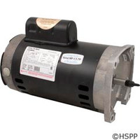 A.O. Smith Electrical Products Mag Motor Sqfl 1.0Hp 2-Spd 230V, E-Plus High Efficiency - B2982