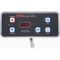 Allied Innovations 5 Button, 6 Pump, Blower & Light - 3-00-0190