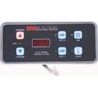 Allied Innovations 6 Button, 6 2 Pumps, Blower & Light - 3-00-0140