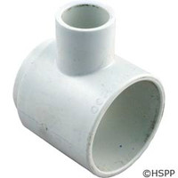 "Waterway Plastics Blower Assist Tee 1/2"" Slip - 413-4200"
