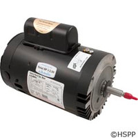A.O. Smith Electrical Products Mag Motor C-Face Thd 1.5Hp 2-Spd 220V - B977