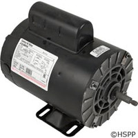 A.O. Smith Electrical Products Aos Motor, 56Fr, 2.0Hp Spl, 2Spd 230V Thru Blt - B2233
