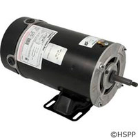 A.O. Smith Electrical Products Aos Motor 48Fr 1.5Hp 2Spd 220V - BN-34V1
