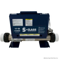 Gecko Alliance Control,S-Class,4.0Kw 120/240V(P1,Oz,L),Tsc-18/K-18 Sm Rec -