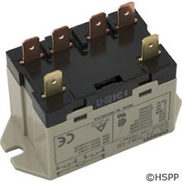 Omron Omron Relay, Dpst, 120Vac Coil, 25A -