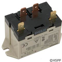 Omron Omron Relay, Spst, 120V, 30A -