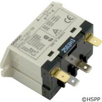 Omron Omron Relay, Spst 24Vac 30A -