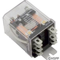 Magnecraft Dustcover Relay, Dpdt, 120V, 25A (W389Acx-9) -