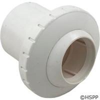 """Waterway Plastics 1"""" Eyeball-White-Bagged Individually - 400-1420EB"""