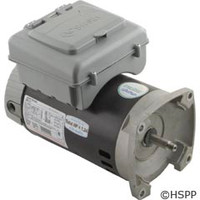 A.O.Smith Electrical Products Motor, Aos 2Green W/Timer, 3/4 Hp, 115V, 2-Spd, 1.67 Sf - B2981T