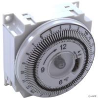 Grasslin Controls Corp. Grasslin 24Hr Timer, 120V, W/Override - FM/1STUZH-120V