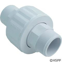 "Hayward Pool Products 1-1/2"" Union Male Thd X Male Slip - SP1482"
