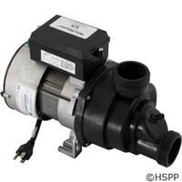 Gecko Alliance Whirlmaster 0.75Hp,120V,1 Speed,W/Air Switch - 04207002-5510