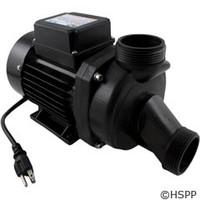 Custom Molded Products Ninja 100 Bath Pump, Air Switched, 10.0A, 120V - 27210-110