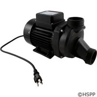 Custom Molded Products Ninja 120 Bath Pump, Air Switched, 12.0A, 120V (Generic) - 27210-130
