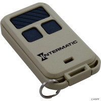 Intermatic Transmitter Hand Held, 3 Channel, 9Volt Battery - RC939