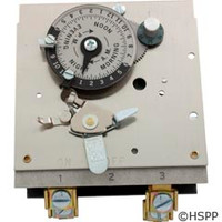 Borg General Controls Reliance 24Hr Timer 240V Dpst 40A -