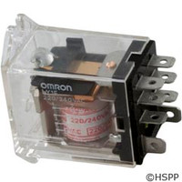 Omron Omron Ly1-F Relay Spdt 220Vac 15Amp -