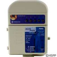 Intermatic Control, Wireless 5 Circ., Multi-Wave, W/ 80Amp Panel & Act. - PE34065RC