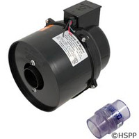 Air Supply of the Future Silencer Blower 2.0Hp 220V - 6320220F