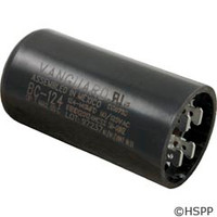 "Essex Group Start Capacitor, 124-149 Mfd, 125Vac 1-7/16""X2-3/4"" - BC-124"