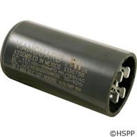 "Essex Group Start Capacitor, 130-156 Mfd, 125Vac 1-7/16""X2-3/4"" - BC-130"