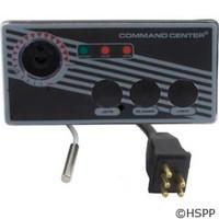 Tecmark Corporation Cc Command Center 3-Btn 120V W/Label - CC3-120-10-I-00