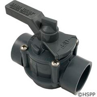 "Zodiac/Jandy/Laars 1.5"" - 2"" Positive Seal, 2 Port Valve - 3407"