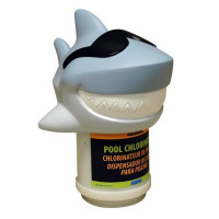 Floating Chlorine Dispenser - Shark