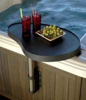Spa Caddy - Spa Side Table