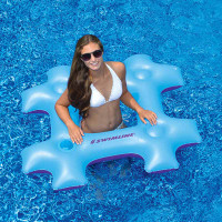 #Hashtag Inflatable Pool Float