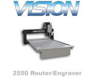 2550 CNC Router/Engraver