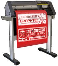 Graphtec CE6000 Plus Series Cutting Plotters