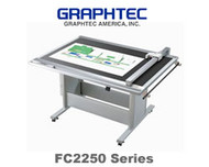 Graphtec FC2250-VC Flatbed Cutting Plotter