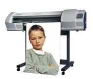 Roland SP-300V Printer/Cutter S/N-ZU73487 Refurbished unit