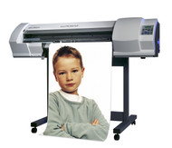 Roland SP-300V Printer/Cutter S/N-ZU83787 Refurbished unit