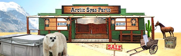arctic spa parts online