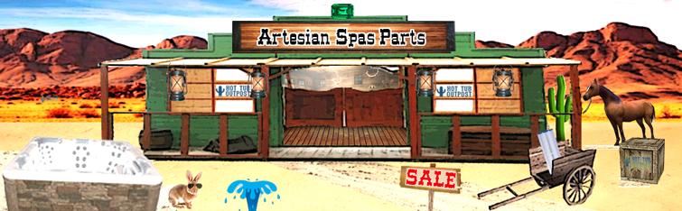 artesian spa parts