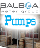 balboa vico hot tub pumps