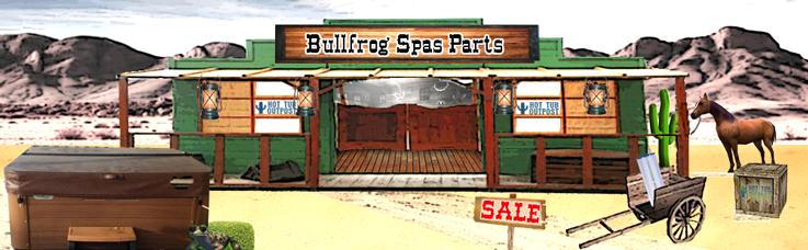 bullfrog spa parts accessories