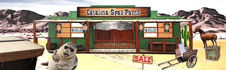 catalina spa parts hottubs