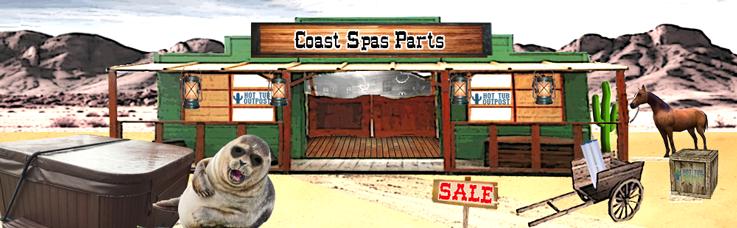 coast spa parts supplies