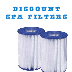 Discount spa filters