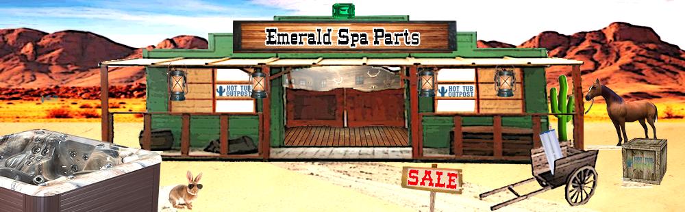 emerald spa parts hottubs