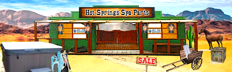 hot springs spa parts