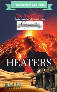 Hot Tub Heaters at Hot Tub Outpost