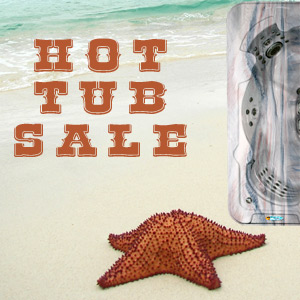 Hot Tub Sale at Hot Tub Outpost