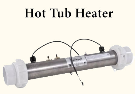 Hot tub spa heater for sale at Hot Tub Outpost