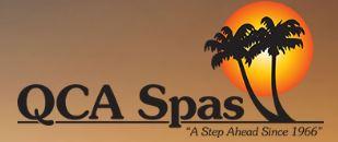 QCA Spas hot tub manufacturer Iowa